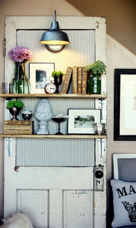 creative diy projects  repurposing  doors