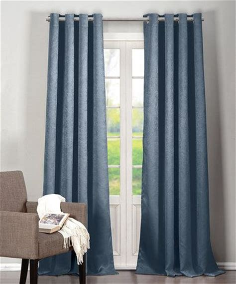 slate blue drapes slate set of and curtain panels on pinterest