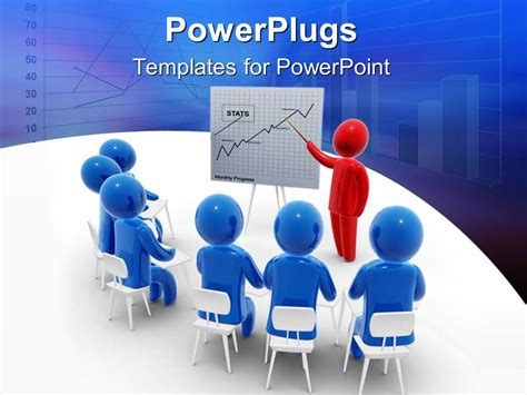 powerplugs templates for powerpoint download powerpoint template a beautiful depiction of a meeting