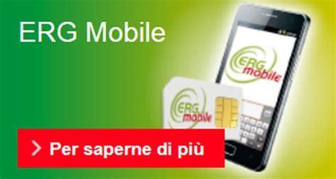 abbonamento mobile abbonamento erg mobile
