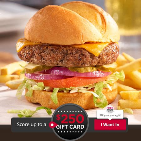 Ruby Tuesday Gift Card Promotion - win free 500 ruby tuesday gift card