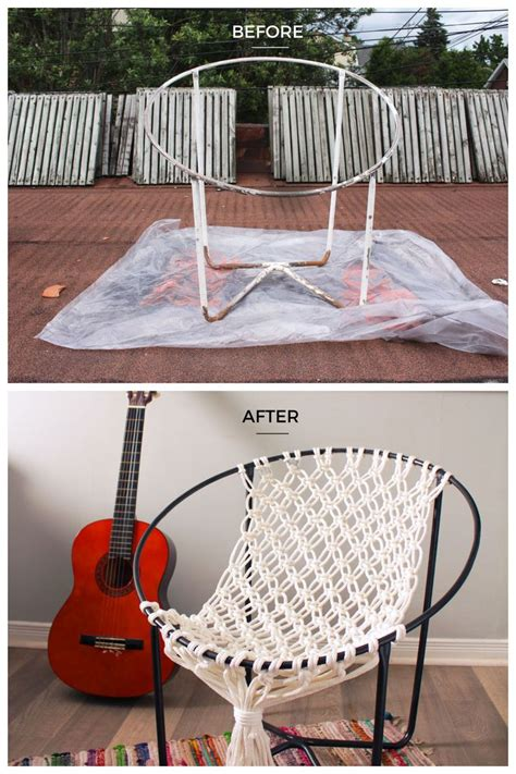 macrame hanging chair plans 15 best ideas about diy chair on tire chairs