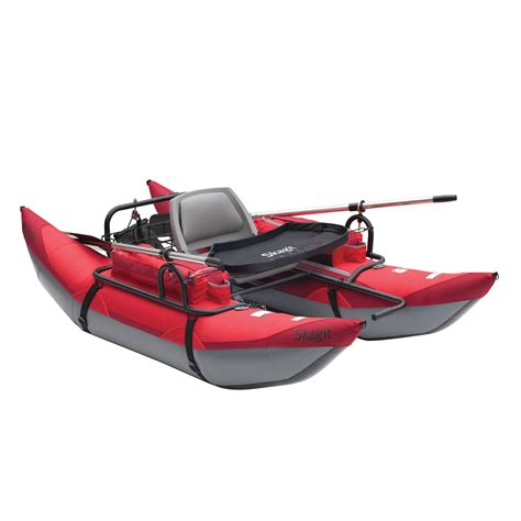 inflatable fishing boat accessories classic accessories skagit inflatable pontoon