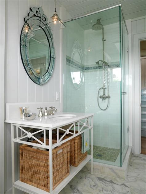 Clever Bathroom Storage Ideas by 12 Clever Bathroom Storage Ideas Hgtv