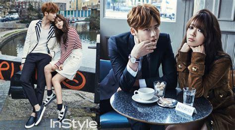 film yg dibintangi lee jong suk dan park shin hye lee jong suk dan park shin hye mesra pemotretan di london