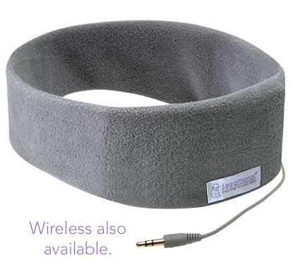 most comfortable earbuds for sleeping sleepphones comfortable headband headphones for sleeping
