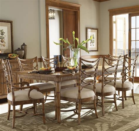 Tropical Dining Room Furniture Tropical Dining Room Furniture 12 Tropical Centerpieces Featuring Greenery 18 Tropical