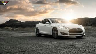 Tesla Electric Car Wallpaper Tesla Wallpapers Pictures Images