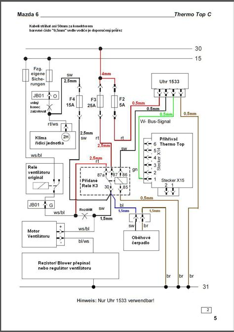 webasto wiring diagram thermo top c wiring diagram