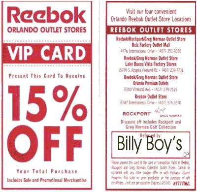 printable coupons outlet stores reebok orlando outlet store coupons