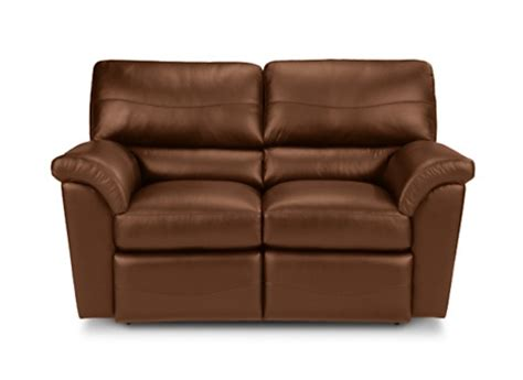 cantina lazy boy leather loveseat recliner oma opa