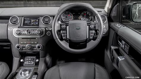 2016 land rover discovery interior 2016 land rover discovery landmark interior cockpit