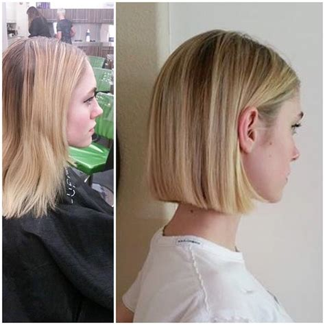 blunt haircuts for fine hair 26 cute blunt bob hairstyle ideas for short medium hair