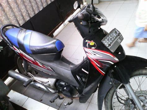 Jual Honda Supra Fit jual honda supra fit x tahun 2010 jual motor honda fit