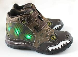 dinosaur shoes that light up dinosaur shoes light up pictures to pin on pinterest