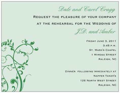 Vistaprint Wedding Rehearsal Dinner Invitations