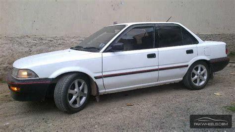 Toyota Corolla 88 Toyota Corolla Dx 1988 For Sale In Islamabad Pakwheels