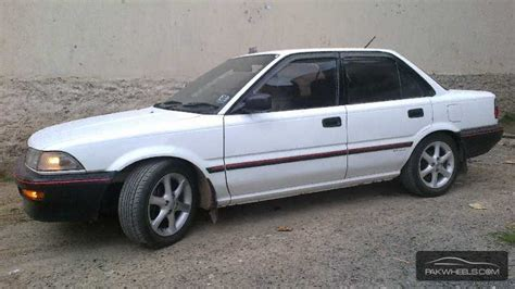 Toyota Corolla DX 1988 for sale in Islamabad   PakWheels