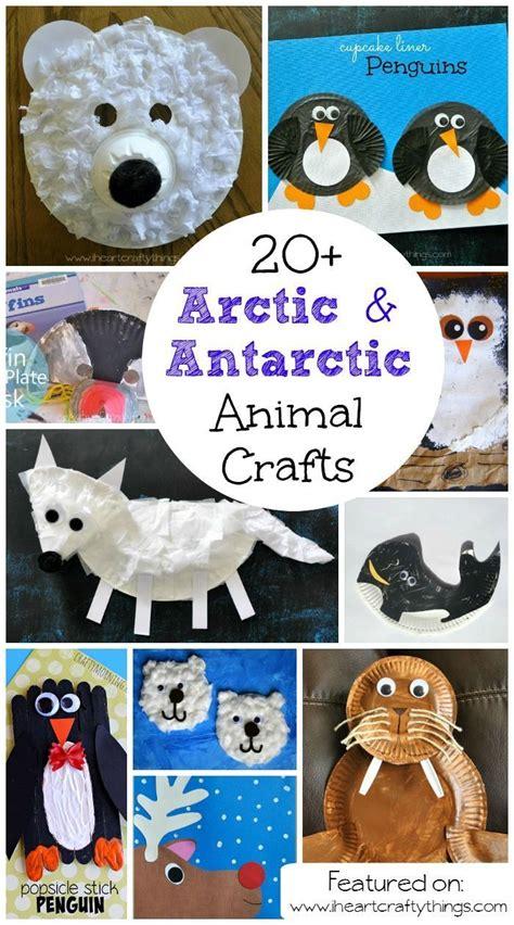 Katalog Sprei Whale Paus 20 arctic antarctic animal crafts for kerajinan penguin dan hewan