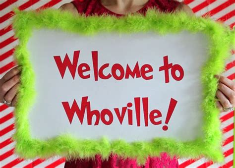 How to throw a grinch themed party welcome to whoville