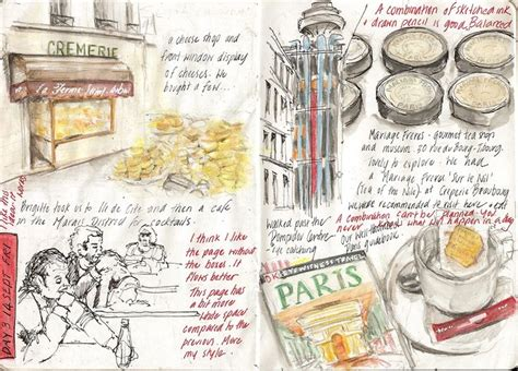 artists journal workshop travel sketchbook thoughts