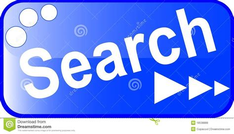 Search Web Finder Blue Search Web Button Find Royalty Free Stock Photos Image 18538888