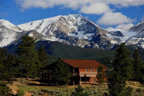 cabin co estes park center ymca of the rockies colorado