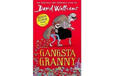 Gangsta Granny by David Walliams   Red House Book Award