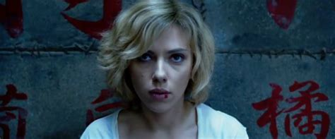 lucy film actress name lucy trailer scarlett johansson kicks butt and takes