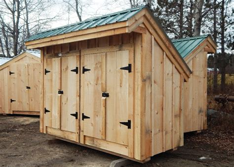 Garbage Can Sheds by Garbage Can Shed Trash Shed Outdoor Trash Can Enclosure
