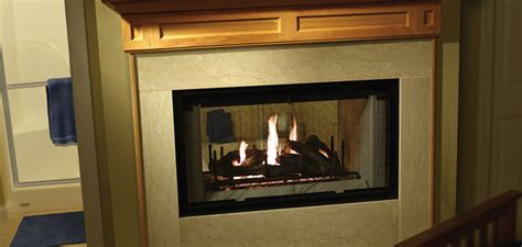 heatilator multi sided wood fireplace