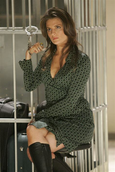 collette stenger actress stana katic as collette stenger handcuffed in 24 season 5
