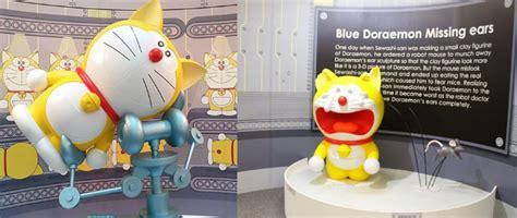 membuat robot kucing ini alasan kenapa doraemon jadi robot kucing berwarna biru