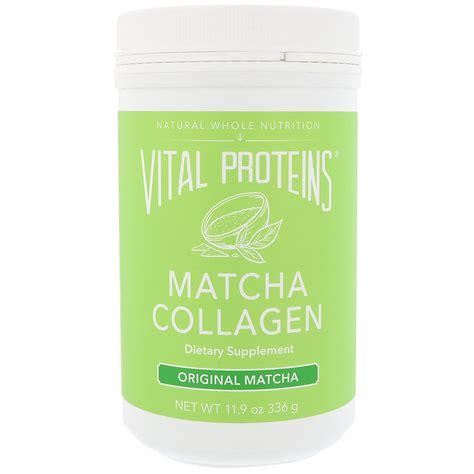Collagen Original vital proteins matcha collagen original matcha 11 9 oz