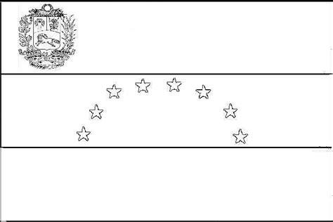 imagenes para colorear bandera de venezuela colorear d 237 a de la bandera venezuela