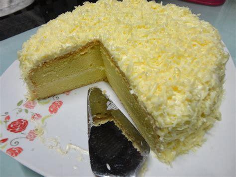 Kek Cheese Resepi Kek Keju Cake Ideas And Designs