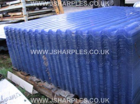 mini box profile corrugated pvc clear roof sheet for
