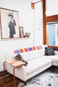 a designer s bohemian seattle apartment glitter