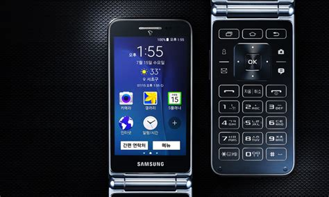 samsung flip phone lg and samsung bring flip phones back with android reviewed smartphones