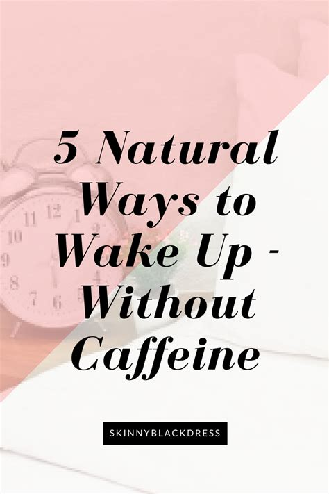 Best Way To Detox From Caffeine by 5 Ways To Up Without Caffeine