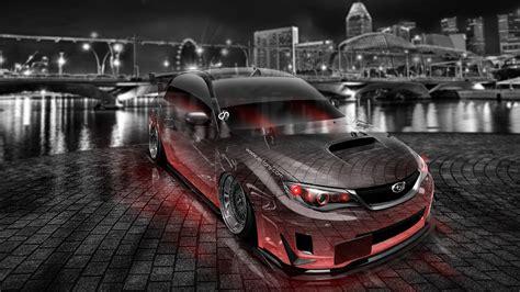 jdm tuner cars subaru impreza wrx sti jdm tuning crystal city car 2014