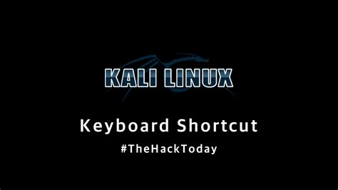 kali linux cursor themes keyboard shortcut for kali linux operating system