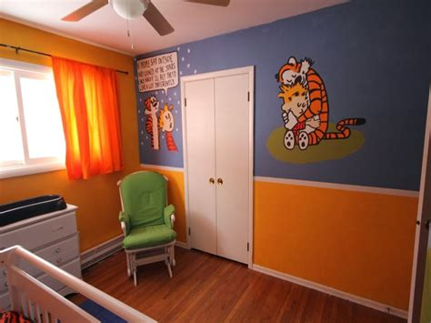 calvin and hobbes room calvin and hobbes nursery photo milton designs calvin and hobbes nursery design