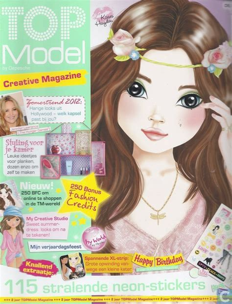 7 Great Magazines For by Top Model Magazine 7 Top Model Magazine Catawiki