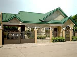 Modern House Design With Floor Plan In The Philippines Bungalow House Plans Pinoy Eplans