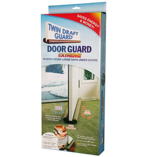 Exterior Door Draft Guard Door Draft Guard In Draft Stoppers