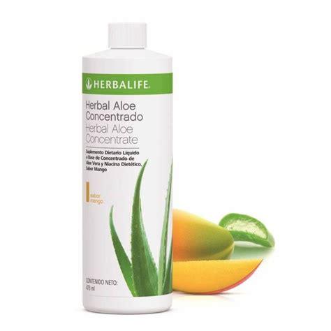 Herbalife Aloe Vera Concentrate concentrado de herbal aloe sabila aloe vera herbalife