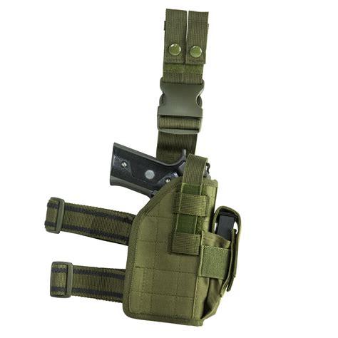 Holster Universal Tactical Molle Drop Leg Holsters With Berkualitas vism tactical drop leg universal pistol holster magazine