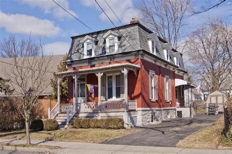 empire house c 1867 victorian second empire in englewood new jersey