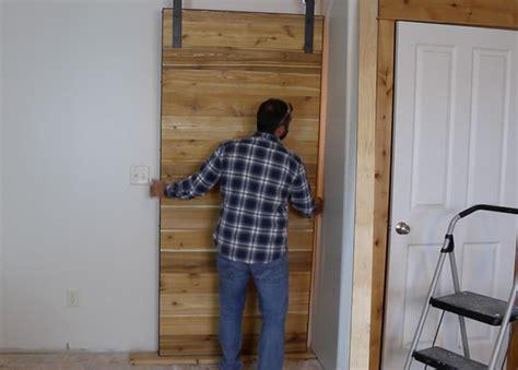 How To Hang Barn Door Pete Door Sneaky Pete Door Tool Sc 1 St Aw Direct